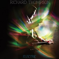 Album : Electric [2013] album cover