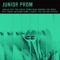 Album : Junior Prom EP [2014] album cover