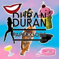 Album : Paper Gods [2015] album cover