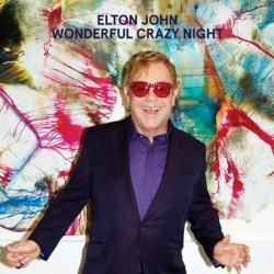 Album : Wonderful Crazy Night [2015] album cover
