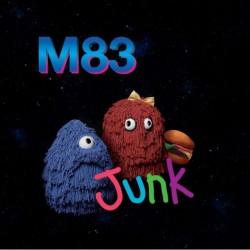 Album : Junk [2016] album cover