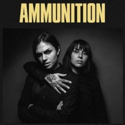 Album : Ammunition [2016] album cover