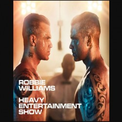 Album : Heavy Entertainment Show [2016] album cover